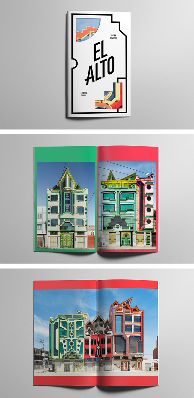 New Book: EL ALTO published by Edition Taube