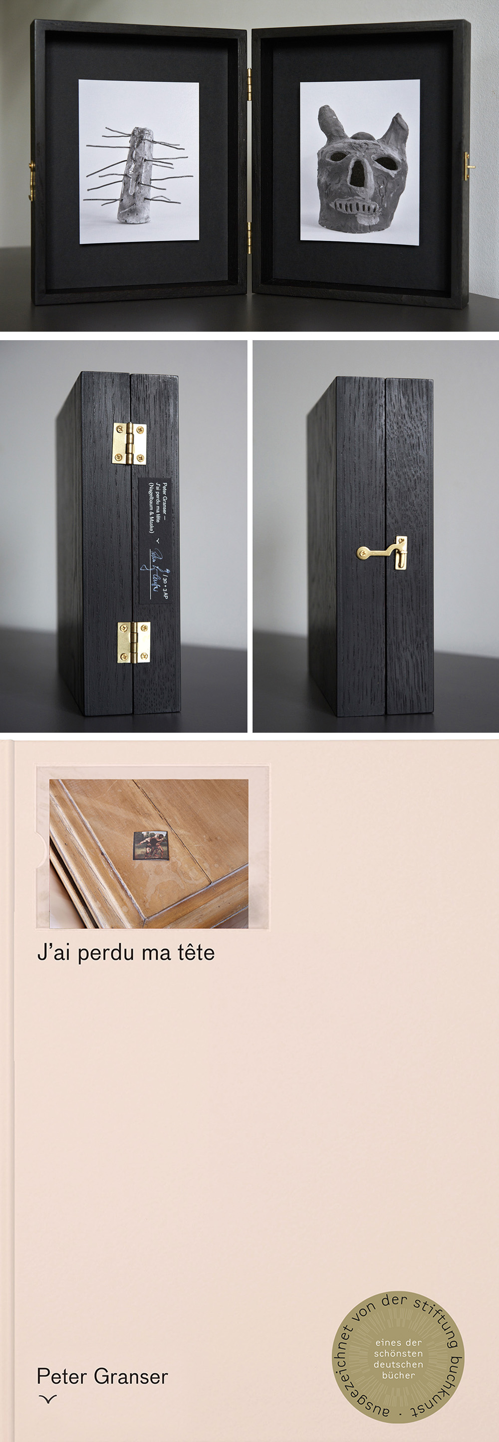 Special Object Edition: J´ai perdu ma tête